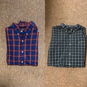 2 Chaps Button Up Bundle